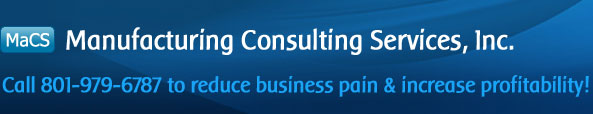 Manufacturing Consulting Services, Inc.